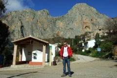 Centrum El Chorro z autorem
