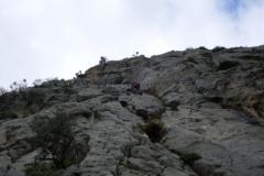 Niesamowita formacja skalna