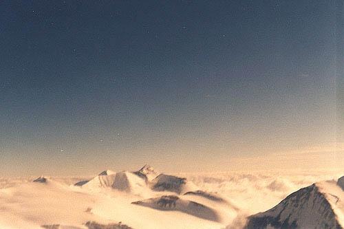 panorama ze szczytu