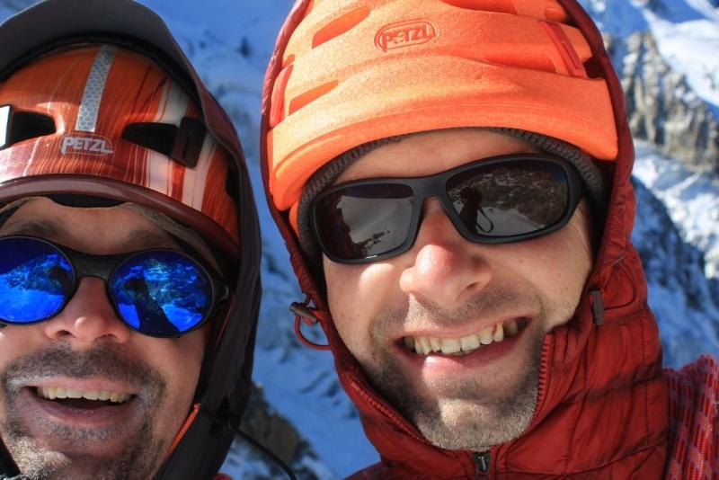 Arek Kowalski i Robert Grabia