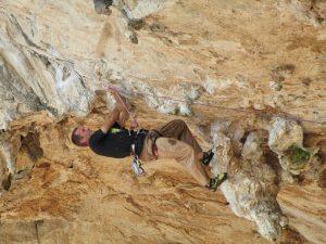 Kalymnos-Grande Grotta-Elefantenhimmel-7a RP36